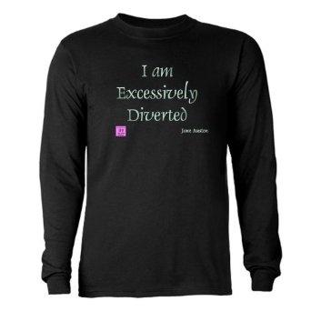 Are you not diverted?Longsleeve, Gift Ideas, Sleeve Dark, Long Sleeve, Dark Tshirt, Interesting Stuff, T Shirts, Sleeve Tshirt, Funny Long