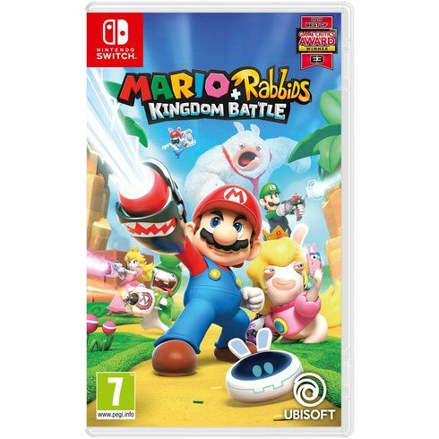 Superb Mario + Rabbids Kingdom Battle Switch Now At Smyths Toys UK! Buy Online Or Collect At Your Local Smyths Store! We Stock A Great Range Of Nintendo Switch Games At Great Prices.