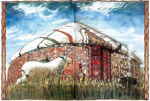 Assol Sas, Kazakh legends- Part 2