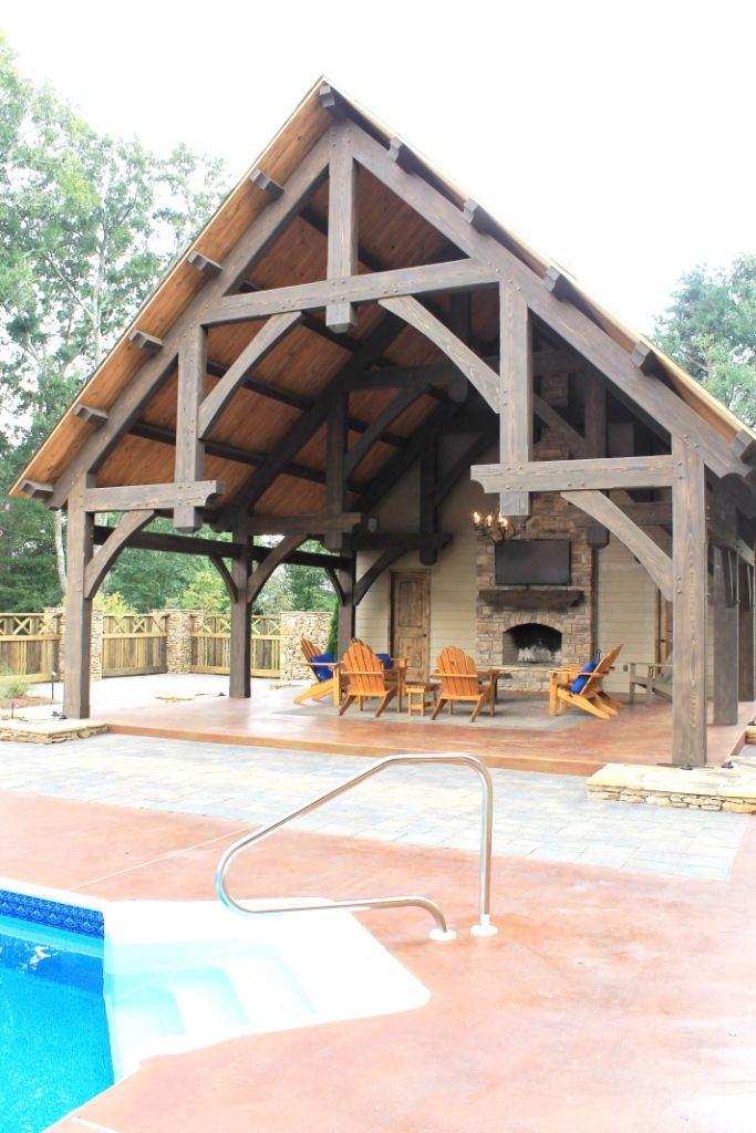 | Crafted Timber FramesCrafted Timber Frames