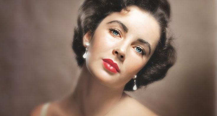 Let Elizabeth Taylor teach you how to do her eye make-up