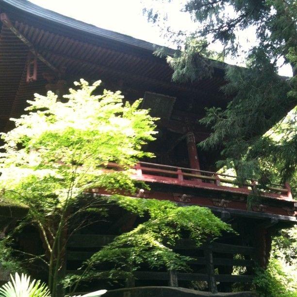 二十六番 奥の院岩井堂 No26 Iwaido (Inner sanctuary)