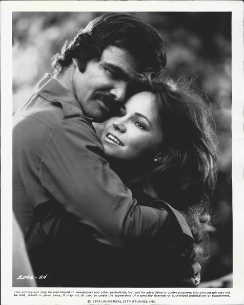 Sally Field And Burt Reynolds    Smokey And The Bandit (1979)