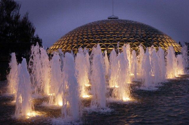 Queen Elizabeth Park, Bloedel Botanical Garden, Vancouver, B.C.