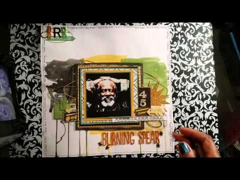 ▶ Burning Spear Layout share - YouTube