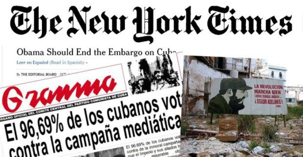 The New York Times: Parcialidad y mezquindad | Adribosch's Blog