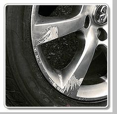 Wheel Scuff Repair on Alloy Wheels   How-to Guide