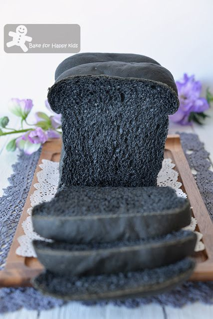 Good recipe, no changes. I did 2/3 of recipe because the whole 680g of flour will be too much for my breadmaker >> Extremely Soft and Moist Bamboo Charcoal Bread