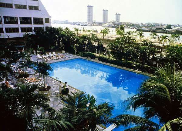 Thailand - Ramada Plaza Menam Riverside Bangkok 5*