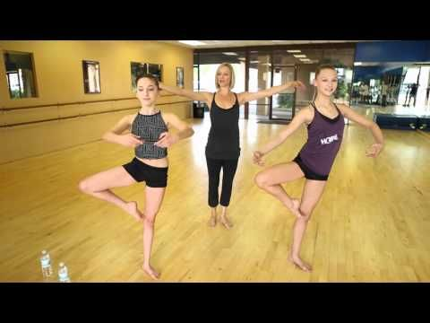 This video breaks down how to do an extension leg hold turn. A trick that you can add to your weekly practice. Special Guest Ciara from San Diego Dance Centr...