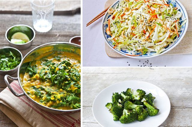 24 healthy, gluten-free (and some vegan) recipes.