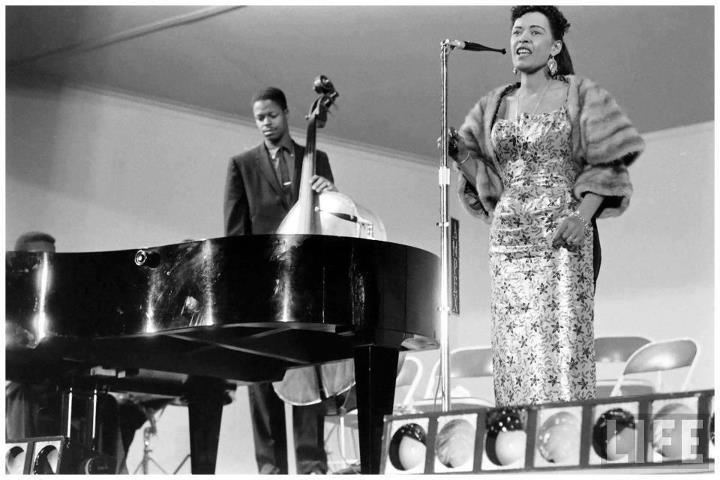 Billie HolidayBeautiful Billy, Festivals 1958, Billie Holiday, Beautiful Lady, Monterey Jazz, Billy 1958, Jazz Festivals, Billy Holiday, Billy Holliday