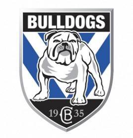2010 New NRL Bulldogs logo.