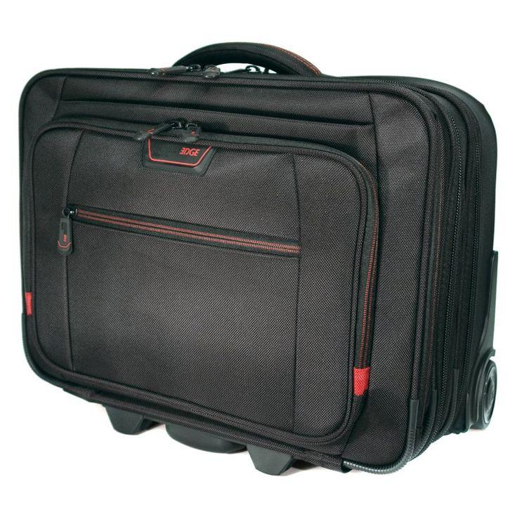 Mobile Edge Professional Overnight Rolling Laptop Case - MEPRC1