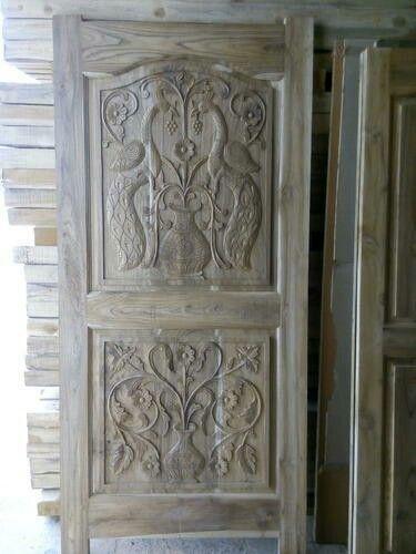 Chennai No1 Interiors Door Design Wood Wood Exterior Door Door Design