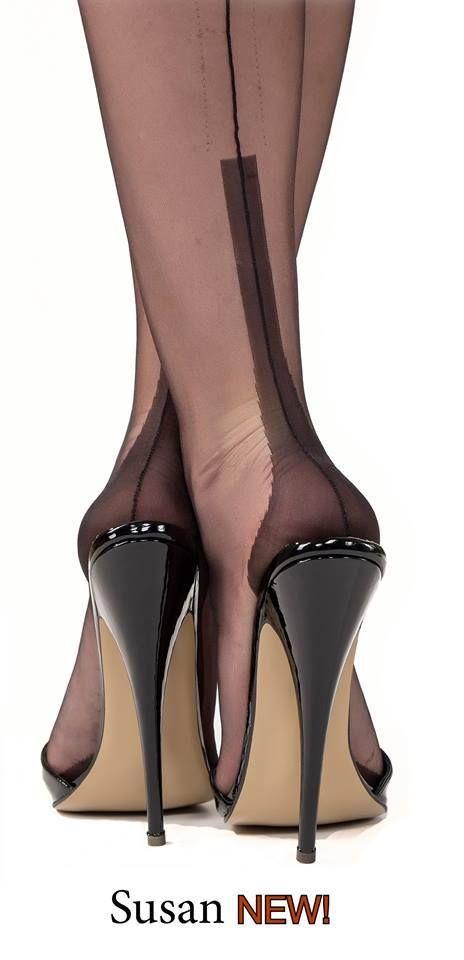 Le bas nylon est né dans les années 40, un autre siècle, avec à l'époque des variantes, des coutures, des fils fins voire très fins, mais aussi de nombreuses versions pour les finitions du talon. Un bonus supplémentaire pour les femmes porteuses de cet...