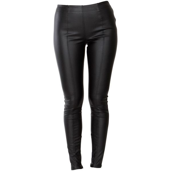 Subtitled Catwoman Pant ($83) ❤ liked on Polyvore