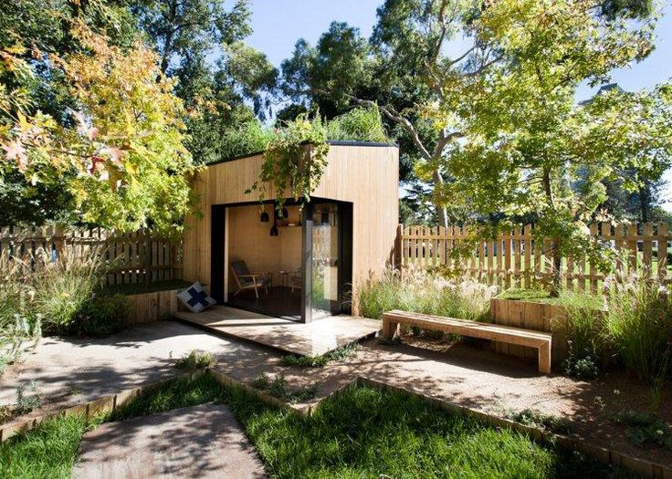 68 best Backyard office images on Pinterest Backyard office