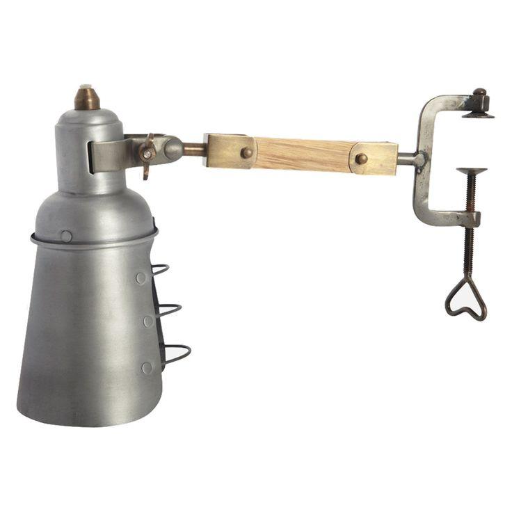 House doctor lampa i industristil - inredning och presenter från Dukat webshop