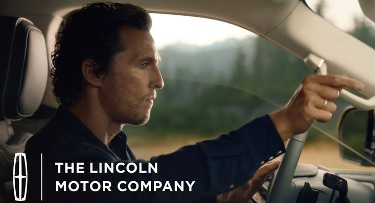 Alright Alright: Matthew McConaughey Doesn't Say A Word In New 2018 Lincoln Navigator Ad