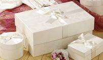 Brautkleidboxen - eine tolle Sache, damit das Kleid auch nach der Hochzeit gut erhlaten bleibt