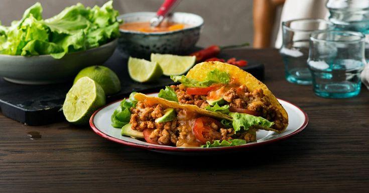 Taco's met kip | Recept van Santa Maria