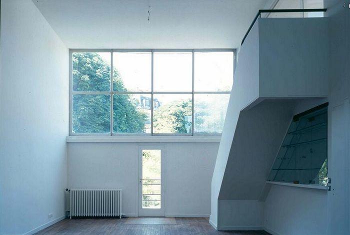 Le Corbusier Maison Cook Paris Design History