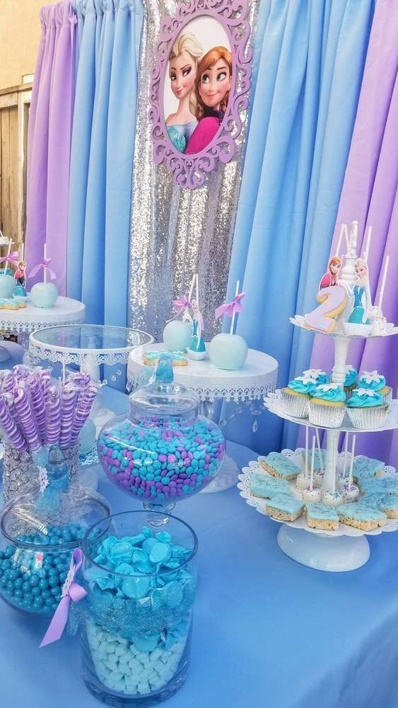 Frozen (Disney) Birthday Party Ideas | Photo 1 of 12 | Catch My Party