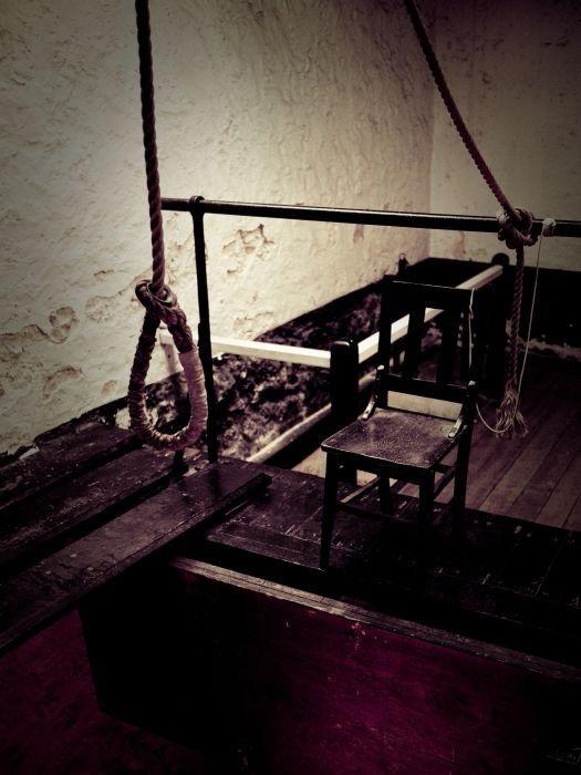 Abandoned Fremantle-Prison Western Australia