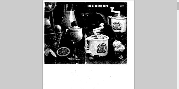 Donvier ice cream maker instructions