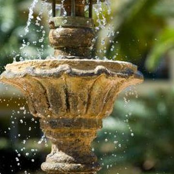 Tips to #Maintain your Outdoor #Garden #Fountain #Clean & Clear