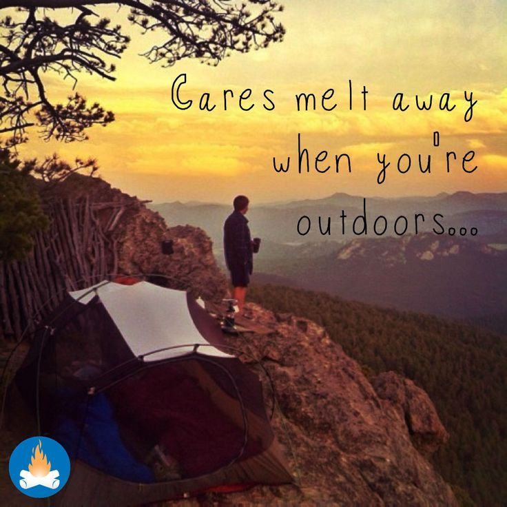 1000 Images About Ͼ� Camping Hiking On Pinterest: 1000+ Images About Camping And Travel Quotes On Pinterest