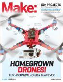 MAKE Magazine Drones