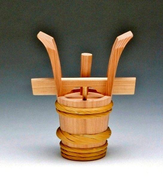 秋田杉桶樽 | 伝統的工芸品 | 伝統工芸 青山スクエア