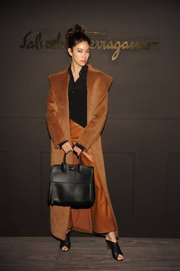 b61bcc9b0eb4 8 Celebrities Were Already Spotted Wearing This Bag That Launched ...