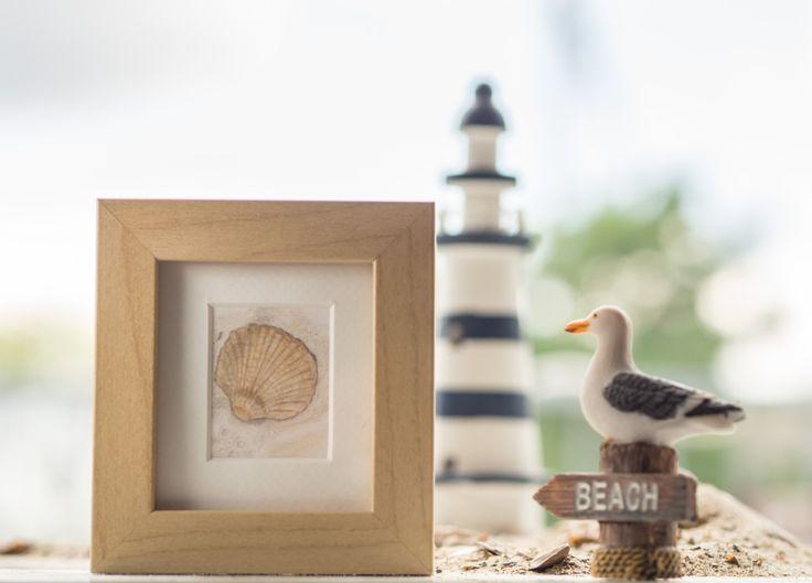 """Bild Miniatur Muschel """"Memories of Zeeland"""" von ArtsVisuels auf Etsy"""