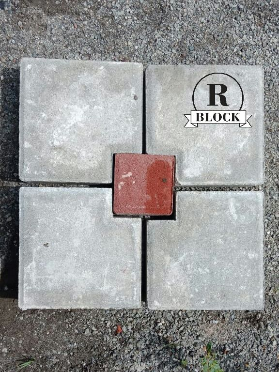 Model Paving Block
