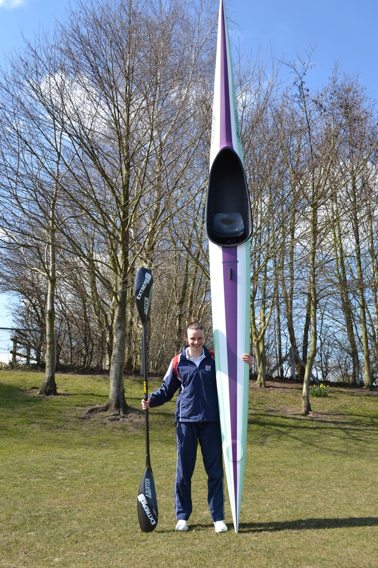 A Yr 9 Wymondham College student, was recently selected to represent Team GB for kayaking.