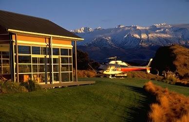 Door to door heli-ski anyone? Whare Kea, Wanaka, New Zealand