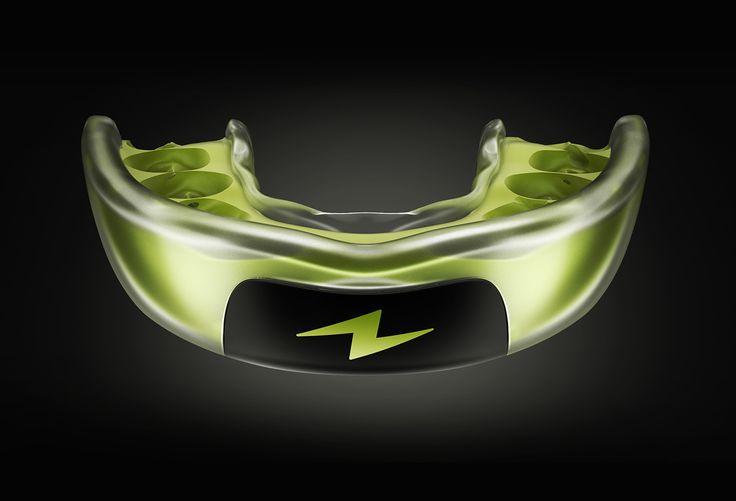 ZONE Mouthguard on Behance