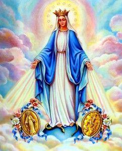 Conheça a Associação da Medalha Milagrosa, que nasceu das aparições de Nossa Senhora das Graças a Santa Catarina Labouré.