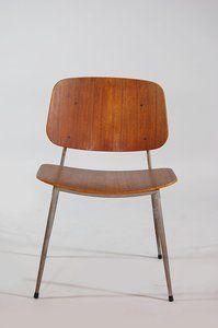 Dining chair by Børge Mogensen