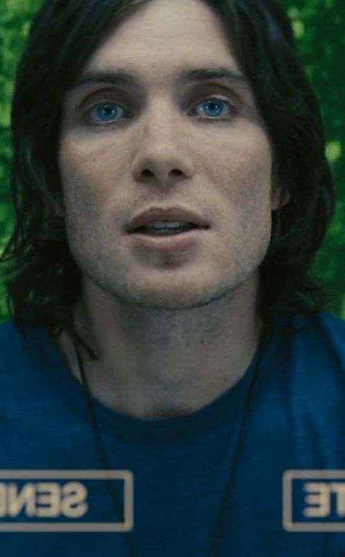The incomparable Cillian Murphy in Sunshine. I haven't seen that one yet, but I loved him in Breakfast on Pluto, Retreat, and others.