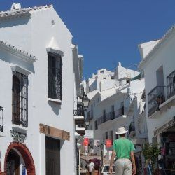 """Spain's white villages are one of Spain's major attractions. The beauty of Spain's whitewashed villages, or """"pueblos blancos"""" in Spanish, is not..."""