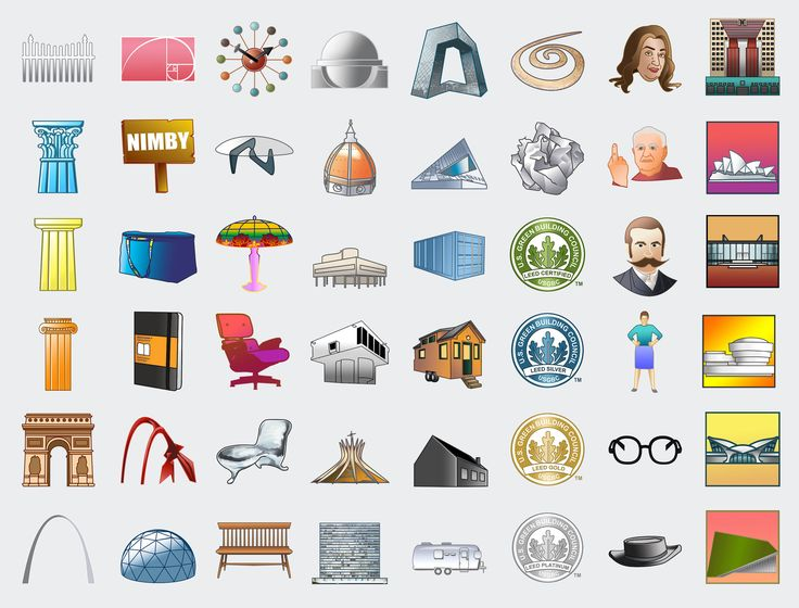 OMA koolhaas cctv - http://www.curbed.com/2016/2/22/11086534/architecture-design-emoji