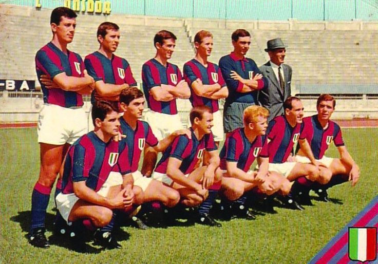 Bologna Football Club 1909, Campeón de Liga 1963/64