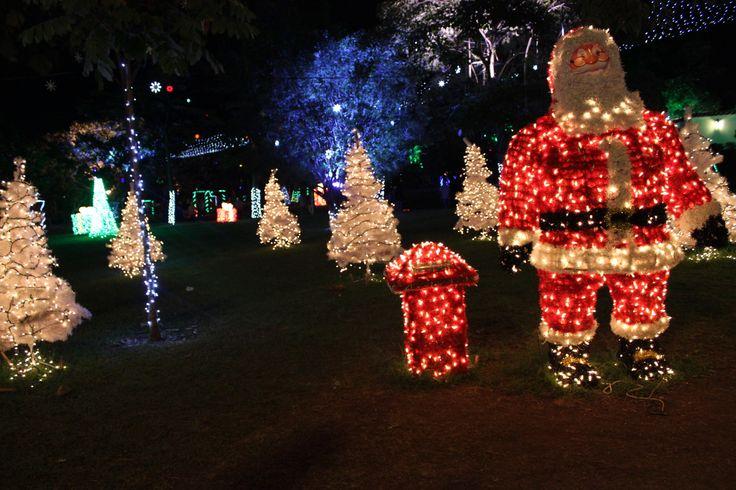 Papá Noel y su cajita de peticiones!!