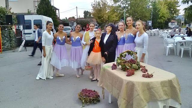 ΓΝΩΜΗ ΚΙΛΚΙΣ ΠΑΙΟΝΙΑΣ: Μαγεία χορού και γεύσεων στην πρώτη Γιορτή Σταφυλι...