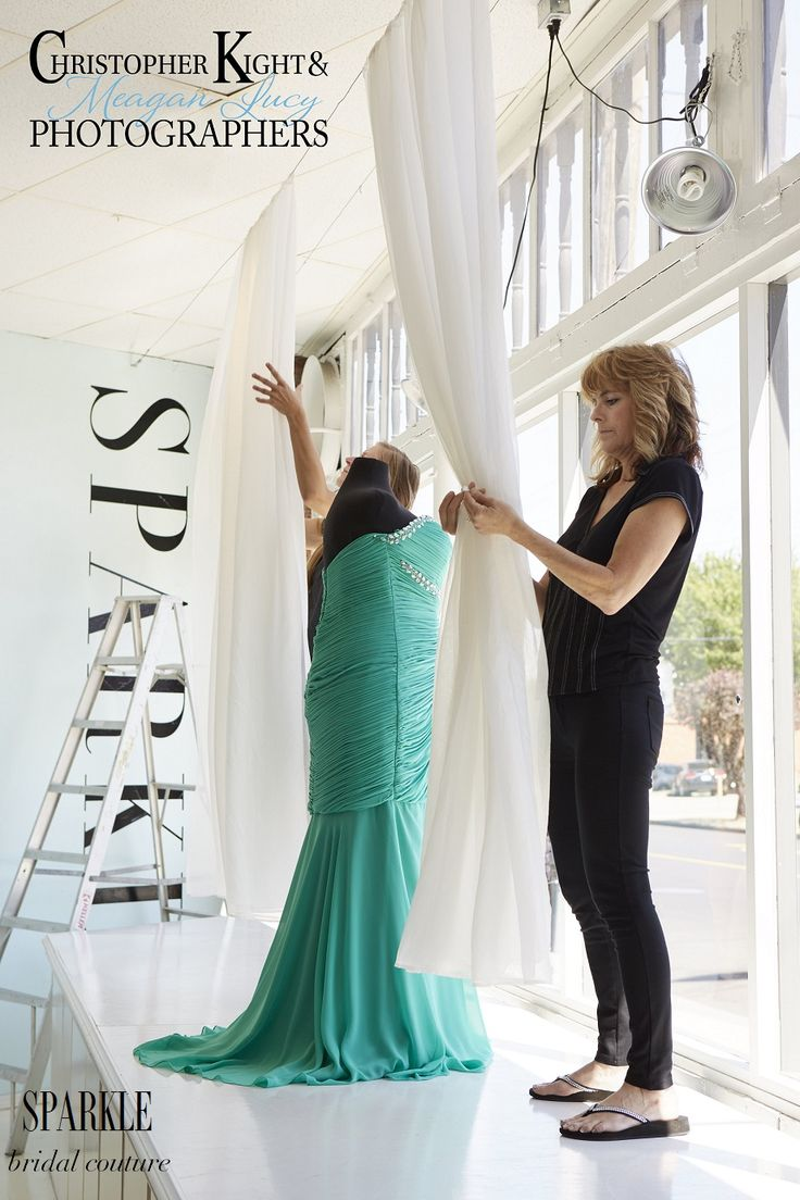 Ramona @simplecountry and her team are hard at working setting up for our June Marie Antoinette Inspired window.  http://simplecountryweddings.com/ Photo by Meagan Lucy http://www.kightphoto.com/meagan-lucy/ #sparklebridal #sparklebridalcouture #simplecountrywedding #accentsbysage #christopherkightphotographers #realweddingmagazine #sacramentobride #marieantoinette