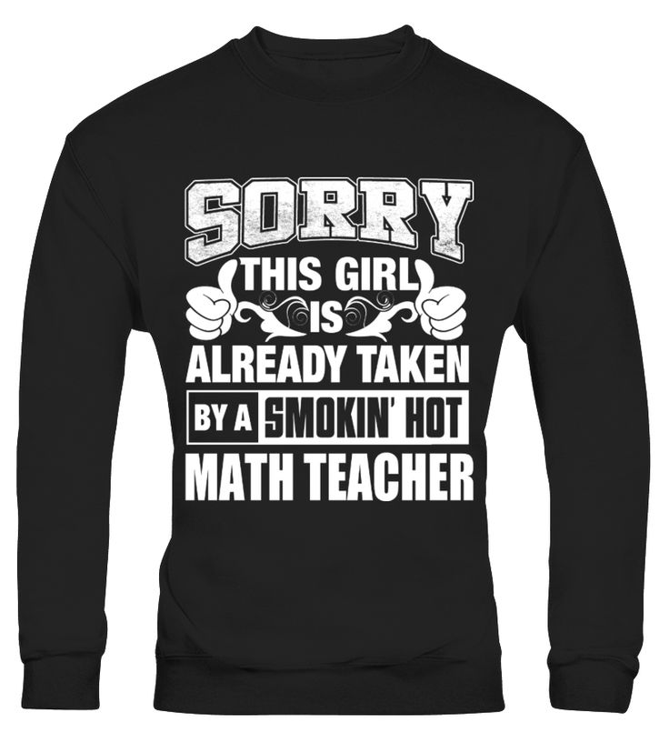 MATH TEACHER for Girl Friend or Wife MATH TEACHER Couple Valentine  Please tag, repin & share with your friends who would love it. #hoodie #ideas #image #photo #shirt #tshirt #sweatshirt #tee #gift #perfectgift